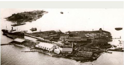 1,bild 4 Kalmar Varv 1900