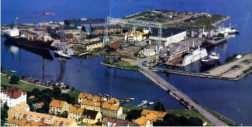 1,bild 5 Kalmar Varv 1982