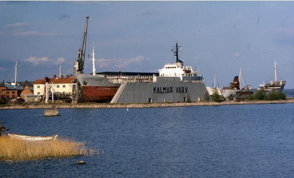 1,bild 7 Kalmar Varv 1960