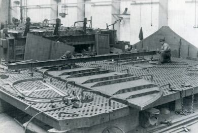 Jagaren Stockholm 1934