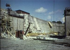 ombyggnad Docka 1 1953