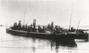 HMS Meteor (V28)