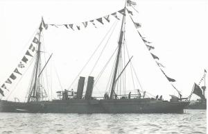 HMS Edda korr