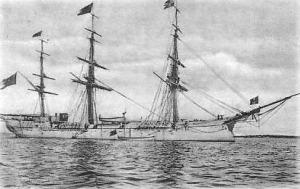 HMS_Saga_in_1900