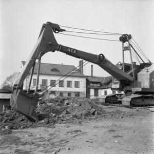 Rivdning driftkontoret 1961